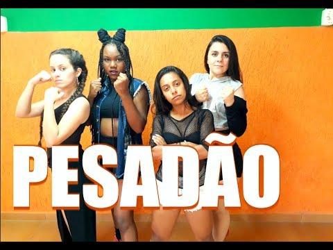 Pesadão - IZA -part. Marcelo Falcão (Coreografia) CiabyMarinho