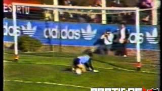 1987-88 - Campeonato Argentino - Fecha 01 - Newell