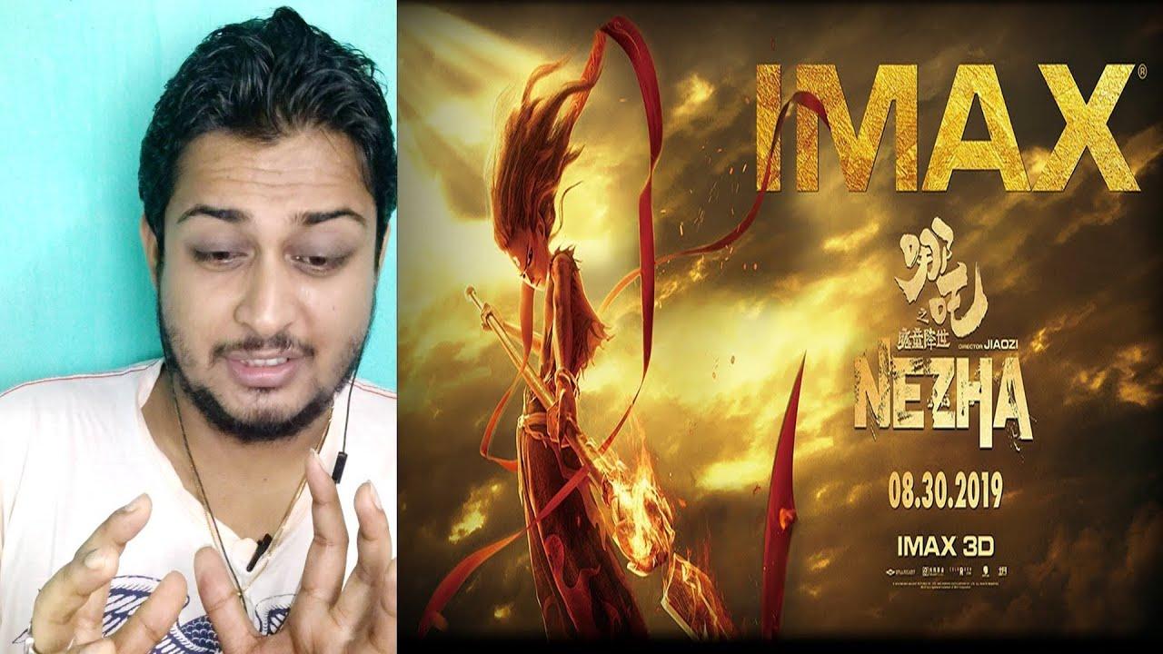 Download Ne Zha (2019)   Official Trailer #1   Reaction  #IMAX #ANIMATION