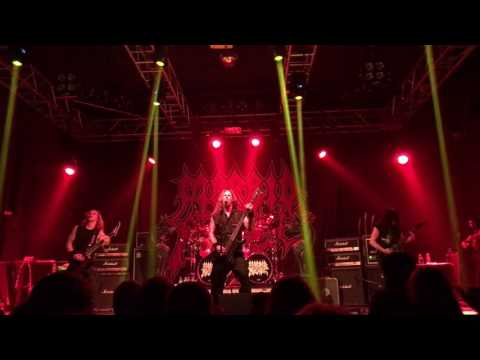 Morbid Angel - Warped (new song) live in Orlando 2017
