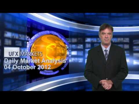 UFXMarkets *Daily Forex Currency Trading News*4-October-2012