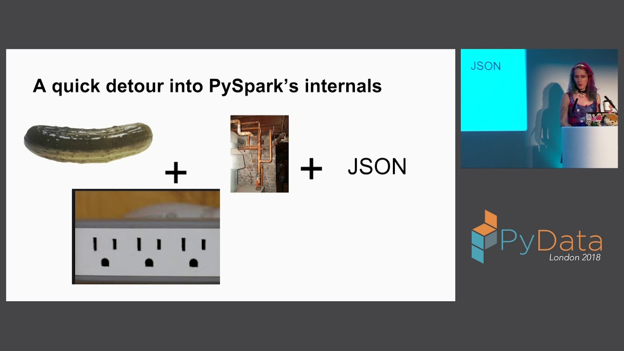 Image from Keynote: Making the Big Data ecosystem work together with Python: Apache Arrow, Spark, Beam, and Dask