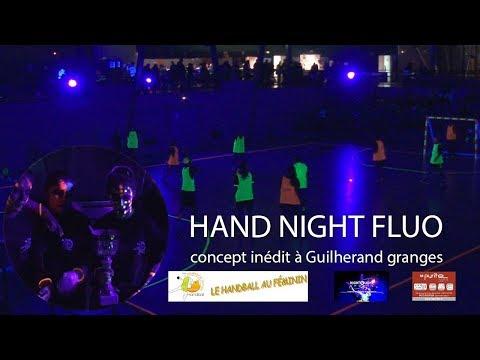 ActuSport Hand Night Fluo GGAHB