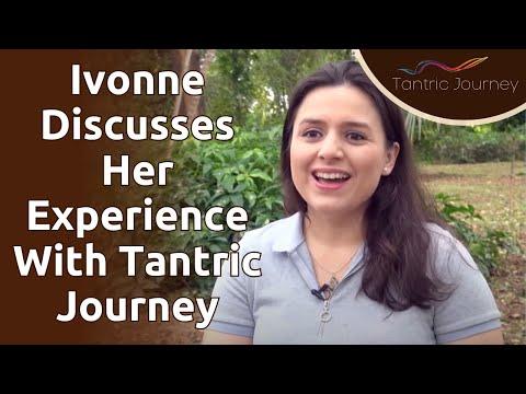 Ivonne from UK - Tantric Journey Educator Training Retreat, Thailand