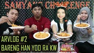 Gambar cover SAMYANG CHALLENGE BARENG HAN YOO RA aka NABELA NURDIYANTI IARVLOG 2