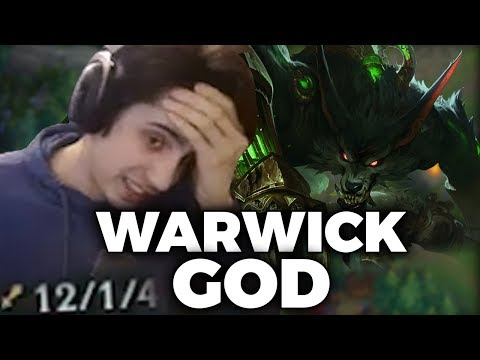WARWICK GOD