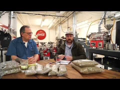 Roaster School - Ep #10 - Buying Your Green Coffee, Part 1