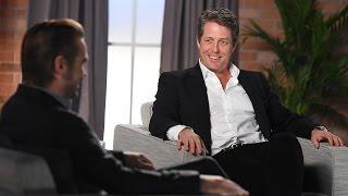 Colin Farrell & Hugh Grant talk careers