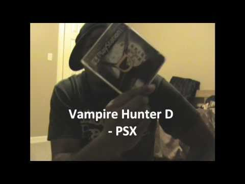 Vampire Hunter D (PSX) Review/Strategy