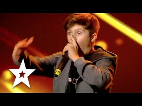 Young Beatboxer Beniamin gets the GOLDEN BUZZER! | Auditions Week 5 | Românii au talent