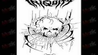 Iniquity - Re-Torn (Dwelling In Sunken Valoorni) (from rare tape Promo 93!)