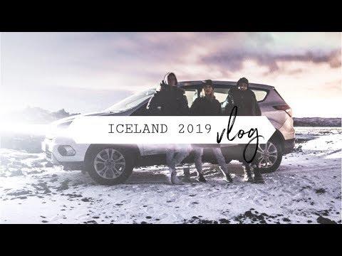 ICELAND TRIP with my best friend and my boyfriend