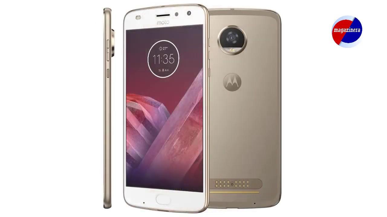 Smartphone Motorola Moto Z2 Play Ouro