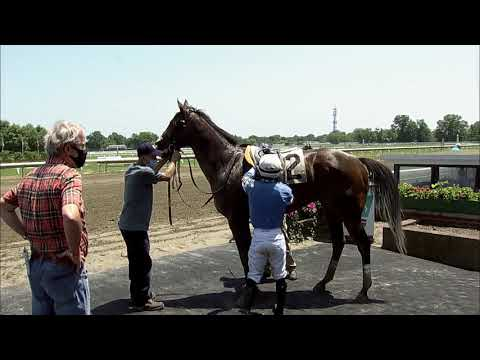 video thumbnail for MONMOUTH PARK 07-04-20 RACE 1