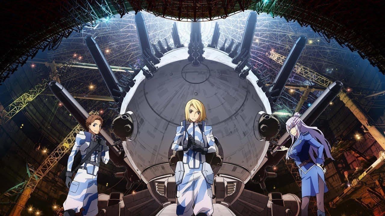 Top 10 Sci-Fi Anime Vol.7