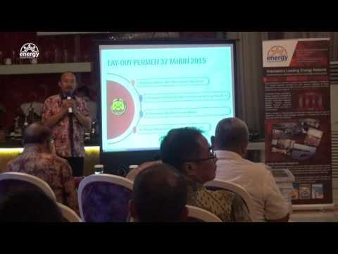 Energy Nusantara Dinner Talk 7 December 2015