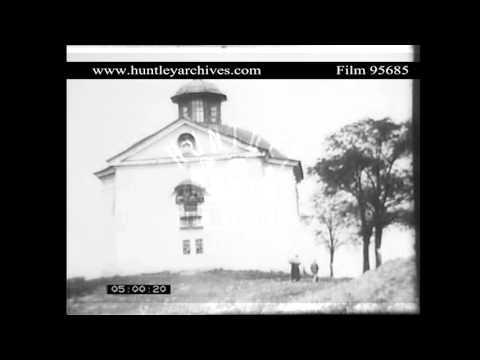 Religious Procession in Ruthenia, 1920