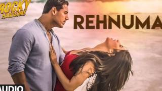 REHNUMA Full Song (audio)- Rocky Handsome | John Abraham | Shruti Haasan | Shreya Ghoshal