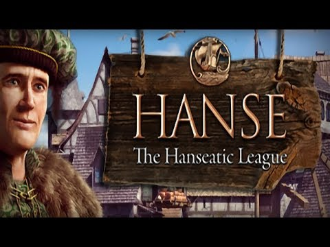 Hanse - The Hanseatic League Gameplay