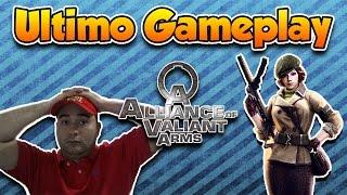 Ultimo Video Alliance Of Valiant Arms | Gameplay Español | 2017