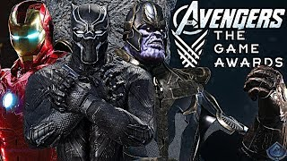 New Avengers Game - Trailer CONFIRMED for The Game Awards?!