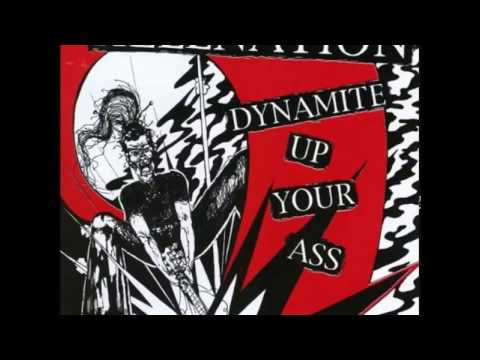 Hellnation  -  Dynamite Up Your Ass(Full Album) 2002