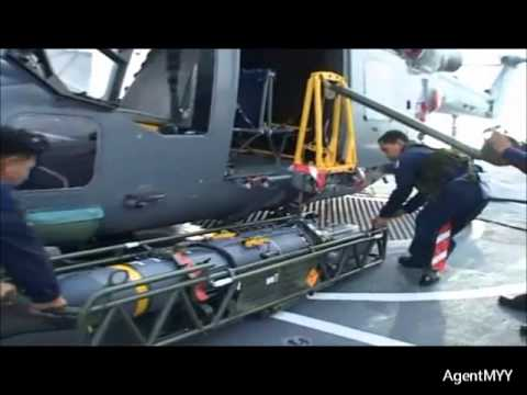 Royal Malaysia Navy Firing