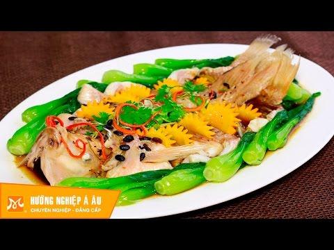 Cách làm cá diêu hồng hấp tàu xì thơm ngon|HNAAu