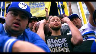 WARRIORS (Cameo By Steph Curry) - Bizzle Feat. K. Allico