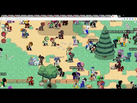 Playing PonyTown #2