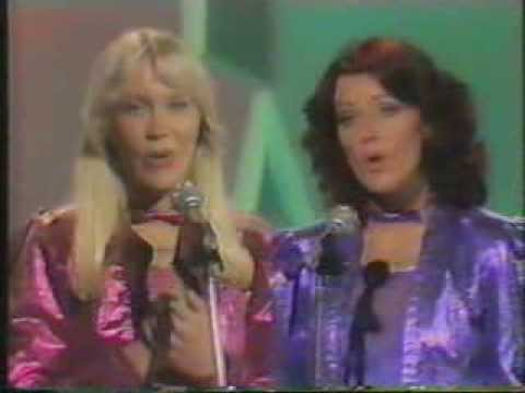 """ABBA: """"I Have A Dream"""", """"Does Your Mother Know"""", """"Voulez-Vous"""" & """"Chiquitita"""" (Spain, 1979)"""