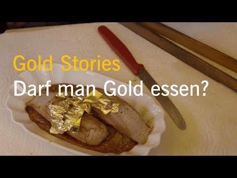 Gold Stories Teil 9: Wie schmeckt Currywurst mit Blattgold?
