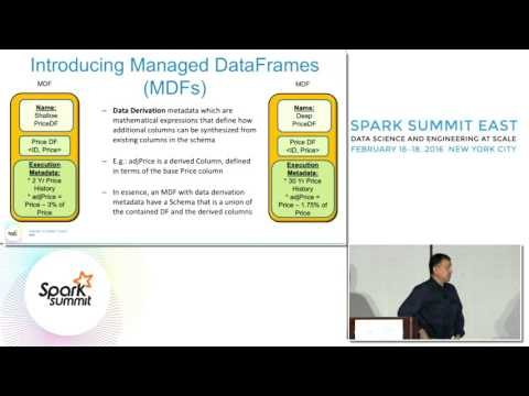 Apache Spark at Bloomberg