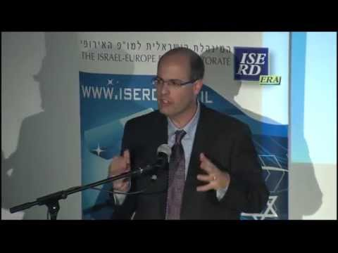 H2020 Israel Launch Event -  Avi Hasson - 3.2.14 - אירוע שקת הורייזן 2020 - אבי חסון