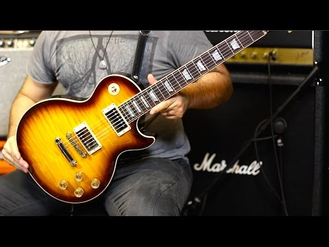 Gibson 2015 Les Pauls - Standard vs Traditional - The official Chappers & the Capt review!