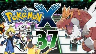 Let's Play Pokemon X Part 37: Citro & der Ampere-Orden