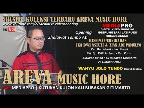 OPENING INSTRUMEN AREVA MUSIC HORE