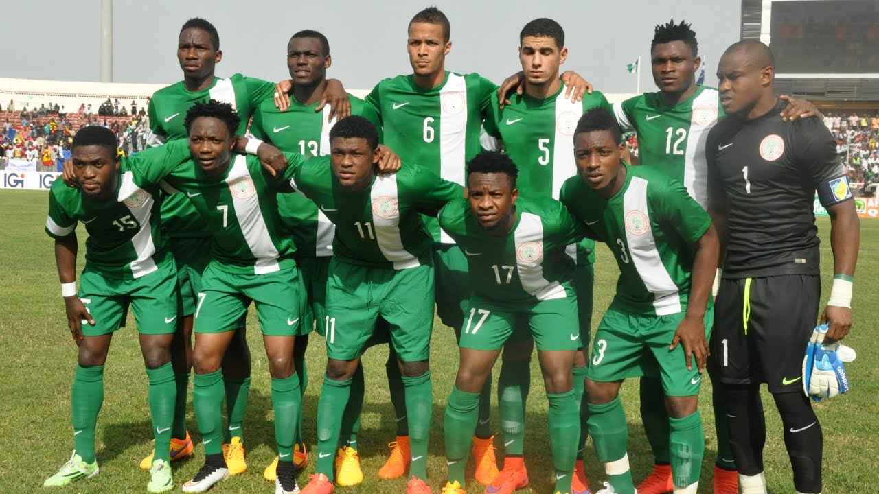 football 2016 nigeria team up in world rankings