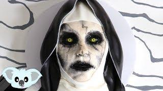 The Nun Cake | Amazing Spooky Halloween Horror Cake