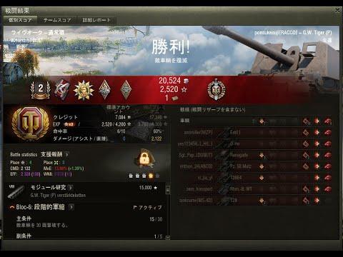 RACCO ponsukeouji G.W. Tiger (P) ライヴオーク/LIVE OAKS