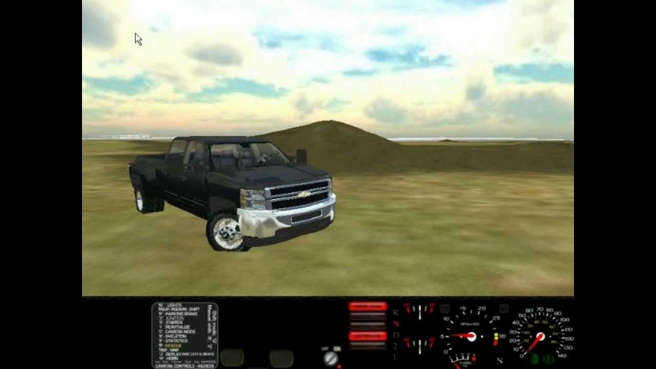 Rigs of Rods: 2011 Chevrolet Silverado 3500HD (old video ...