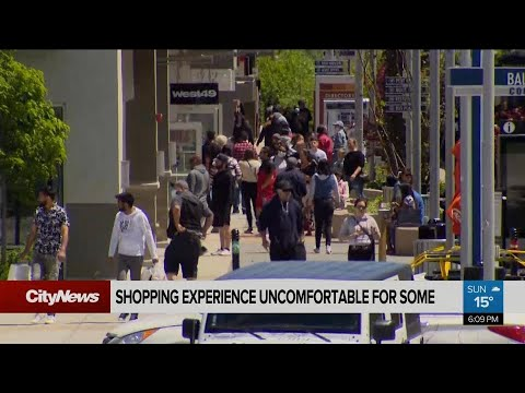 GTA Outlet Mall Reopens