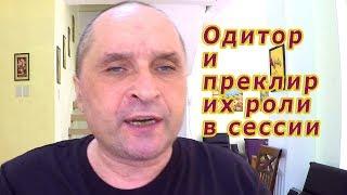 Как сделать процессинг эффективным - Роли одитора и преклира в сессии  - Александр Земляков 194