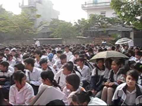 Đẩy lùi bạo lực học đường và hành vi thiếu văn hóa - THPT Trần Hưng Đạo