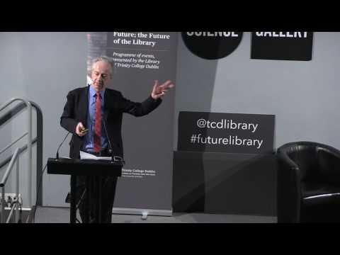 Library Futures Symposium - Roly Keating, Chief Executive, British Library