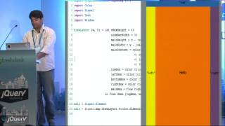 Functional Reactive Programming in your browser by Vagmi Mudumbai