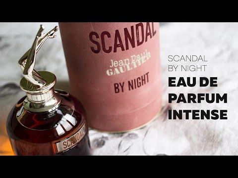 JEAN PAUL GAULTIER Scandal By Night EAU DE PARFUM INTENSE Review/Unboxing