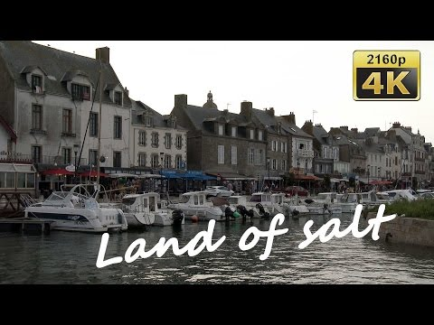 Le Croisic and the Salt of Guérande - France 4K Travel Channel