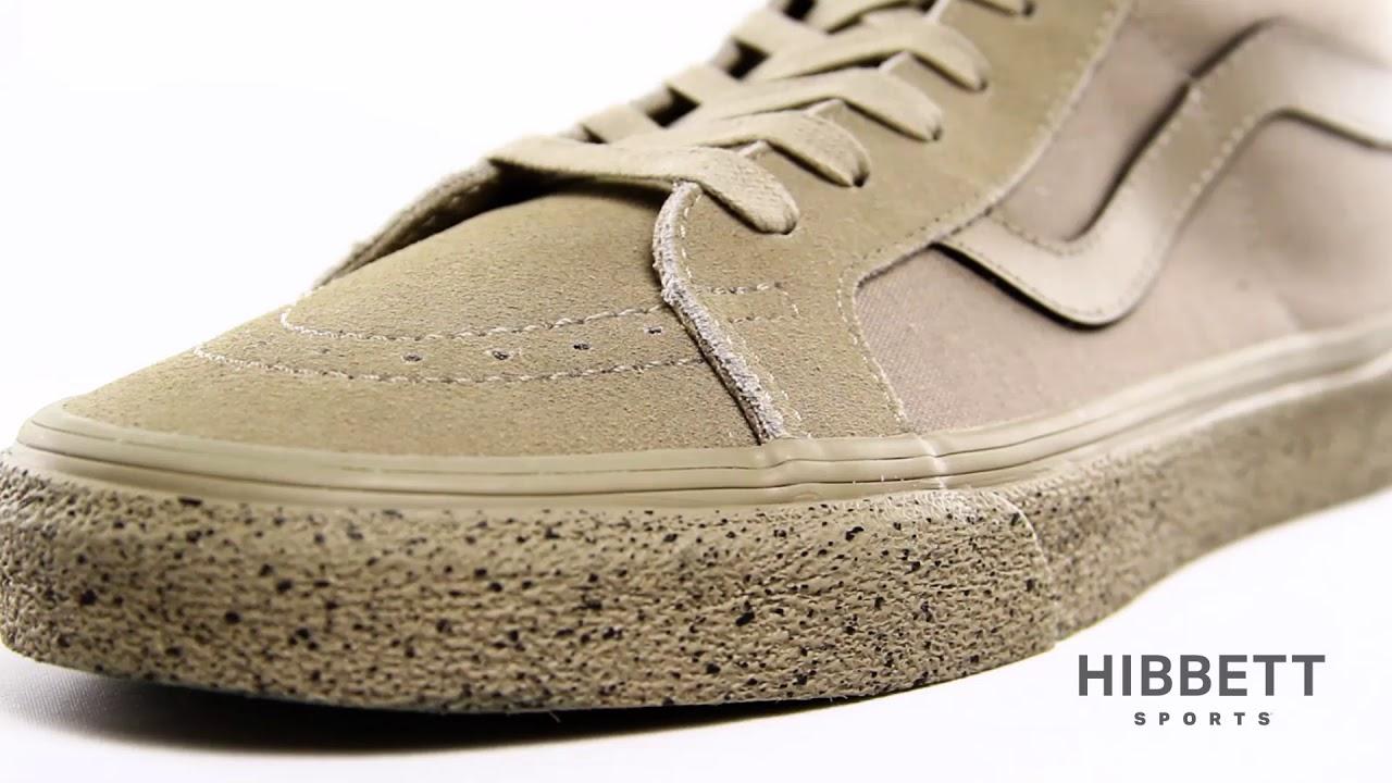 Vans Sk8 Hi Sneaker - YouTube