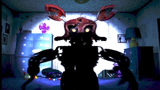 FNAF 4 Secret Found Foxy ScareJump